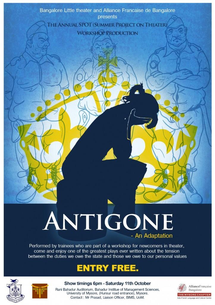 Antigone Mysore