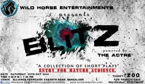 blitz new poster