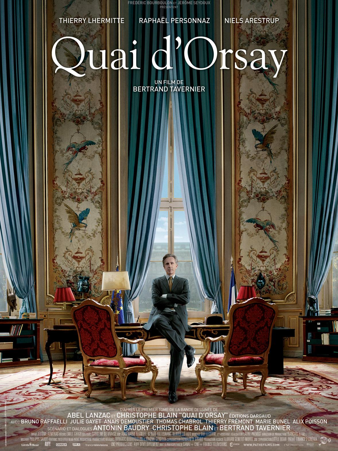 quai-d-orsay-poster