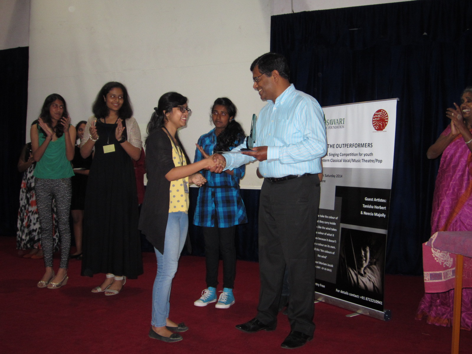 3 oct singing competition